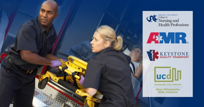 The West Philadelphia Skills Initiative (WPSI) | Drexel EMTs