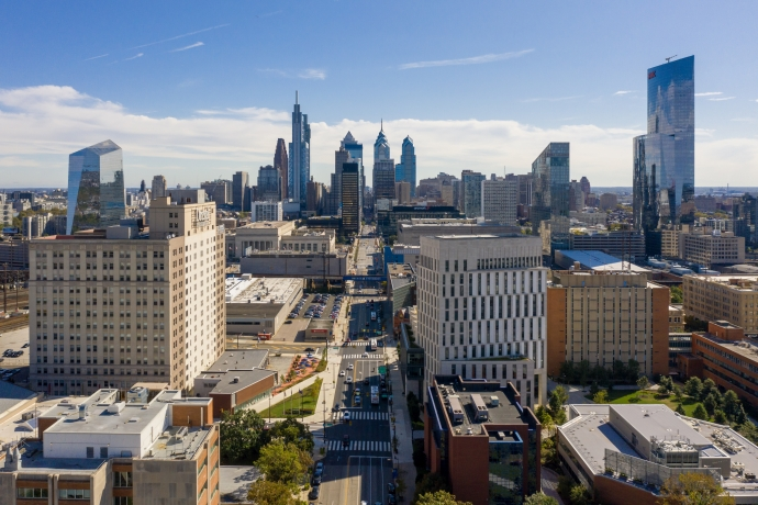 The West Philadelphia Skills Initiative (WPSI) | Philadelphia cityscape