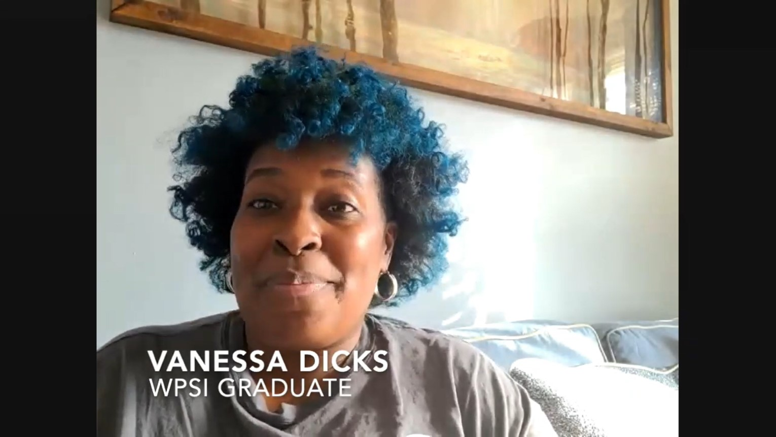 The West Philadelphia Skills Initiative (WPSI) | Graduate Vanessa Dicks